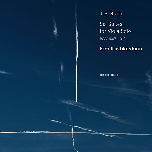 J.S. Bach: Six Suites for Viola Solo de Kim Kashkashian