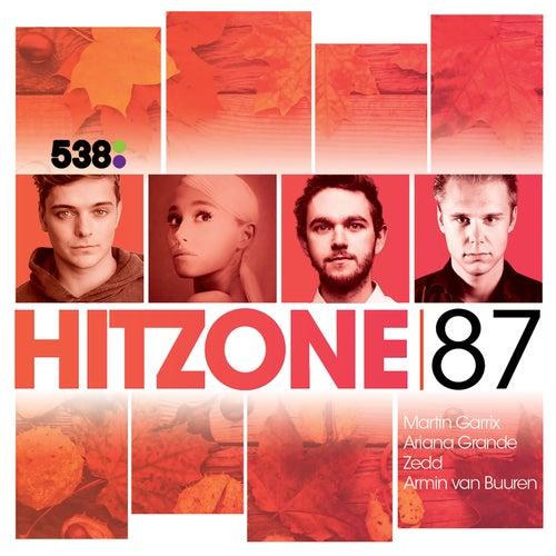 538 Hitzone 87 van Various Artists