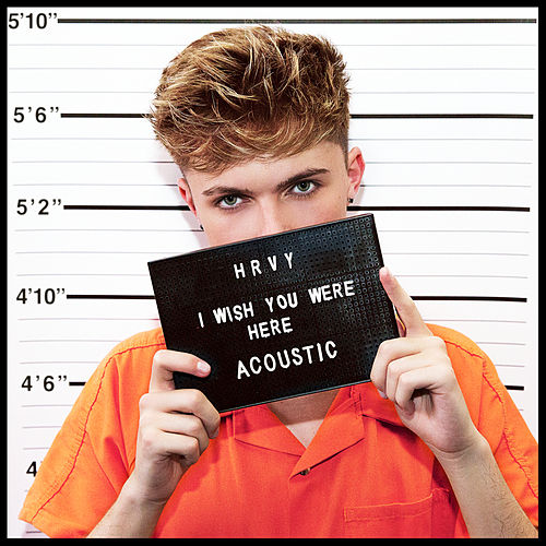 I Wish You Were Here (Acoustic) de HRVY