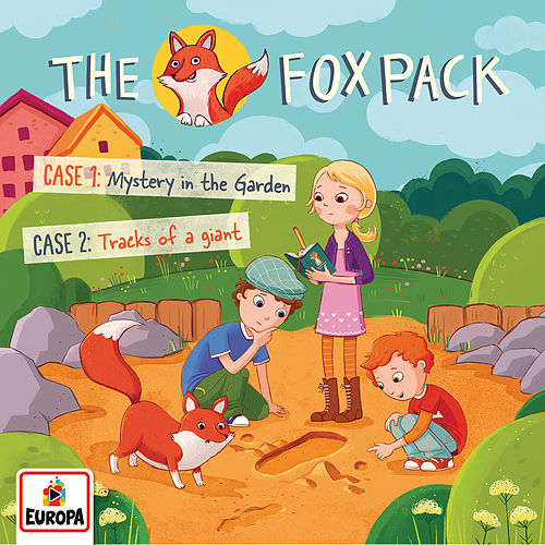 01/Case 1: Mystery in the Garden/Case 2: Tracks of a Giant von The FoxPack
