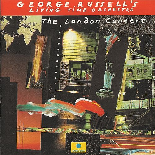 The London Concert de George Russell's Living Time Orchestra