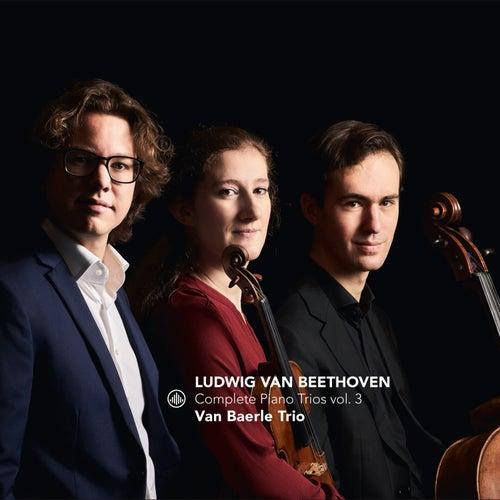 Beethoven: Complete Piano Trios Vol. 3 by Van Baerle Trio