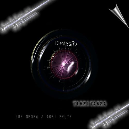 Luz Negra/Argi Beltz de Sergio Zurutuza
