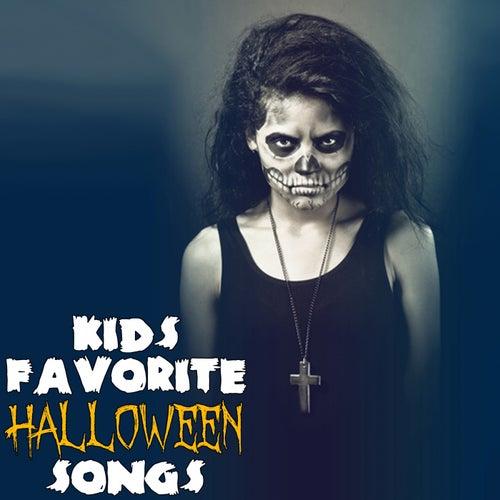 Kids Favorite Halloween Songs by Various Artists