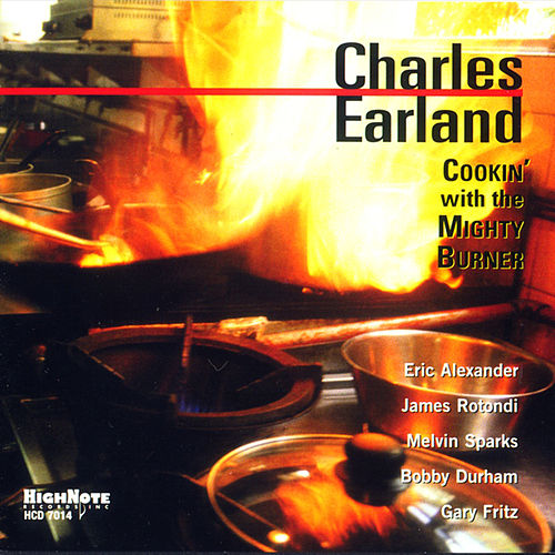 Cookin' with the Mighty Burner de Charles Earland