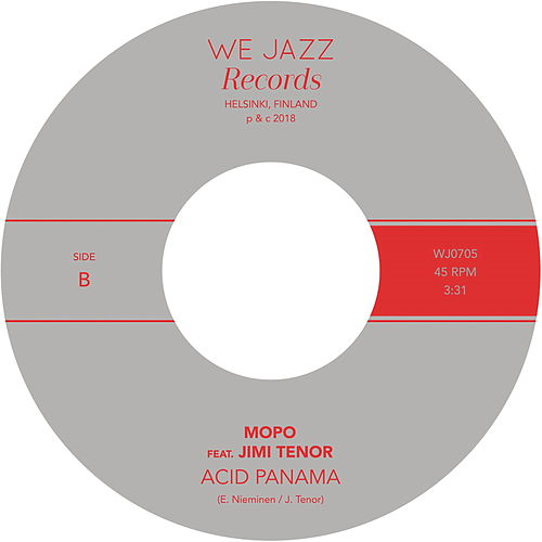 Acid Panama by Mopo