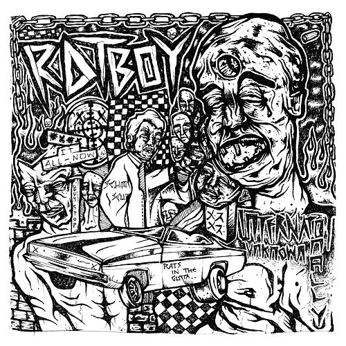 NO PEACE NO JUSTICE (feat. Tim Armstrong) by Ratboy