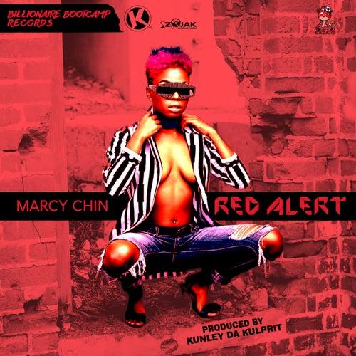Red Alert (feat. Marcy Chin) - Single by Kunley Da Kulprit