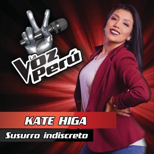 Susurro Indiscreto by Kate Higa