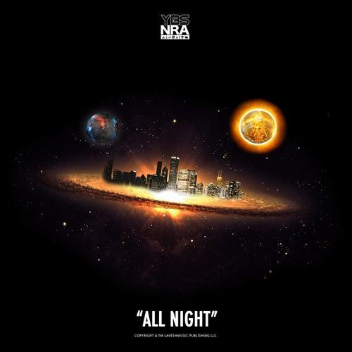 All Night von YBSNRA