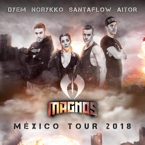 México Tour 2018 de Santa Flow