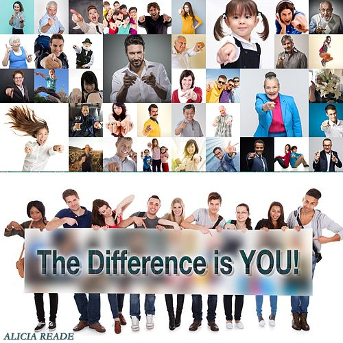 The Difference Is You by Alicia Reade