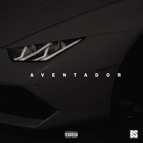 Aventador by La Fouine