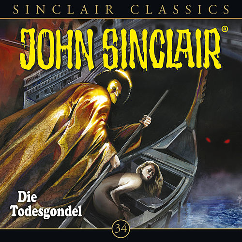 Classics, Folge 34: Die Todesgondel von John Sinclair
