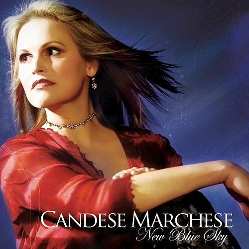 New Blue Sky by Candese Marchese