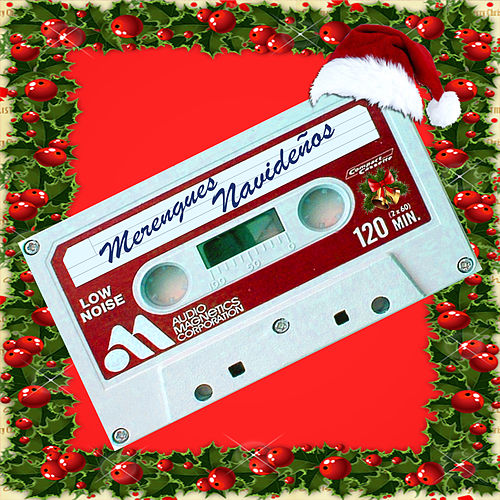Merengues Navideños Bailables by Various Artists