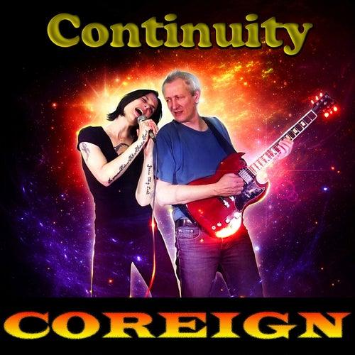 Continuity von Coreign