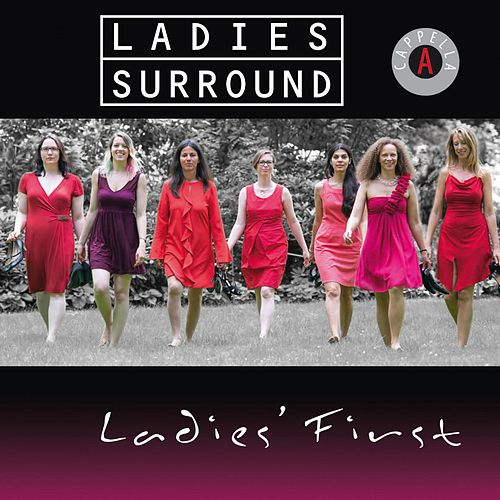 Ladies First by Ladies Surround