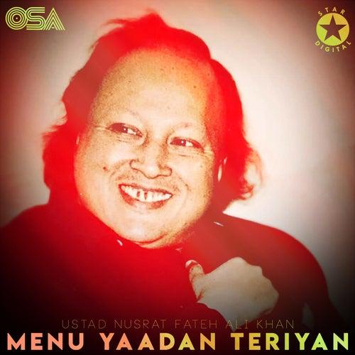 Menu Yaadan Teriyan de Nusrat Fateh Ali Khan