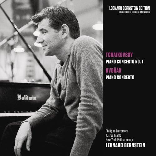 Tchaikovsky: Piano Concerto No. 1 in B-Flat Minor, Op. 23 - Dvorák: Piano Concerto in G Minor, Op. 33 de Leonard Bernstein