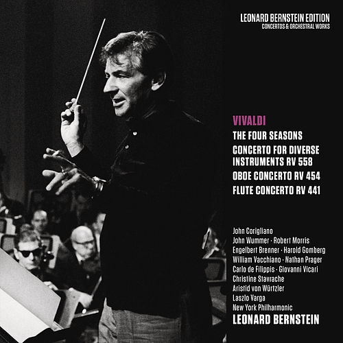 Vivaldi: The Four Seasons & Concertos RV 558, RV 454, RV 441 von Leonard Bernstein / New York Philharmonic