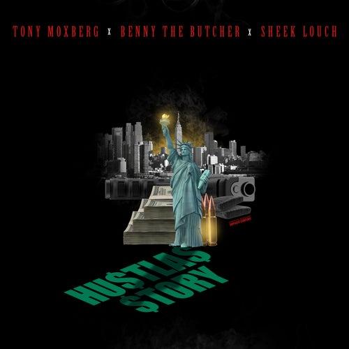 Hustlas Story by Tony Moxberg