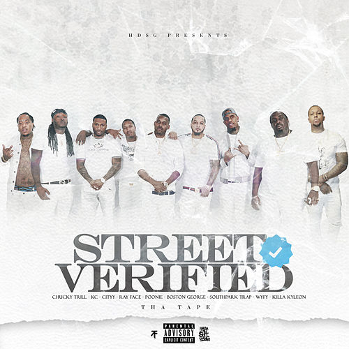 Street Verified von Various Artists