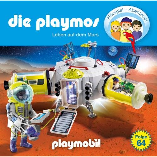 Folge 64: Leben auf dem Mars von Die Playmos