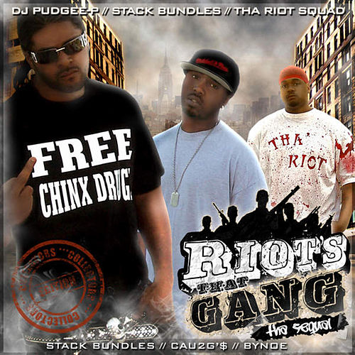 Riot's That Gang, Vol. 2 de Stack Bundles