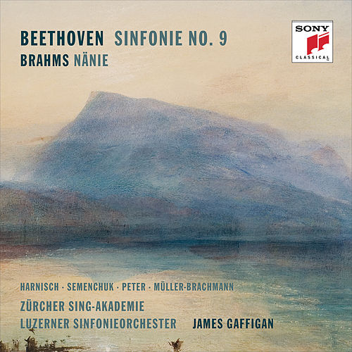 Beethoven: Symphony No. 9 & Brahms: Nänie by James Gaffigan