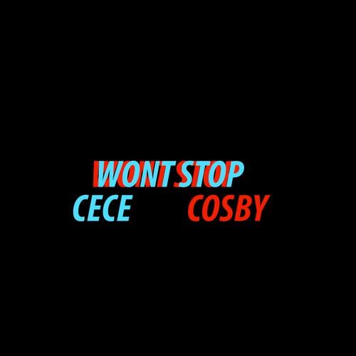 Won't Stop von Cosby