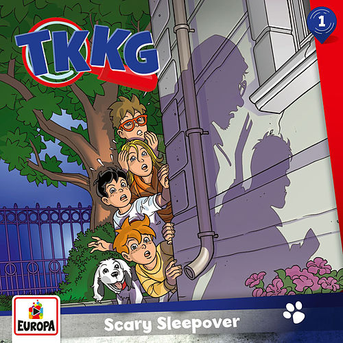 001/Scary Sleepover von TKKG - Junior Investigators