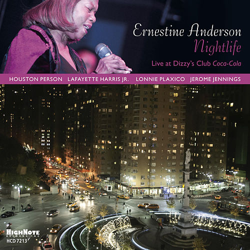 Nightlife (Live at Dizzy's Club Coca-Cola) by Ernestine Anderson