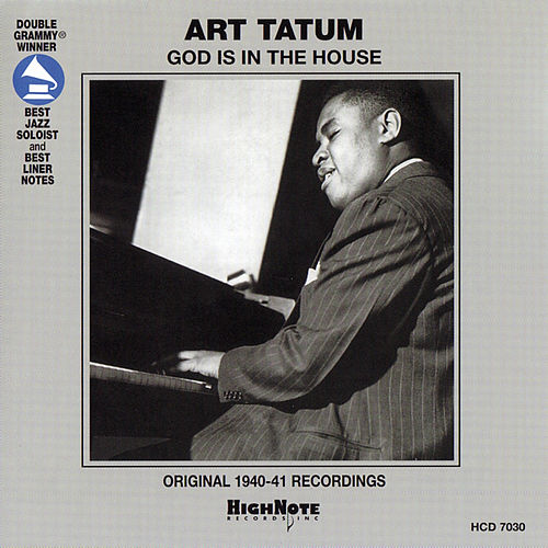 God Is in the House (Original 1940-41 Recordings) by Art Tatum
