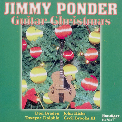 Guitar Christmas by Jimmy Ponder