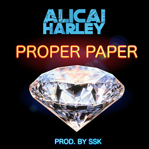 Proper Paper by Alicai Harley