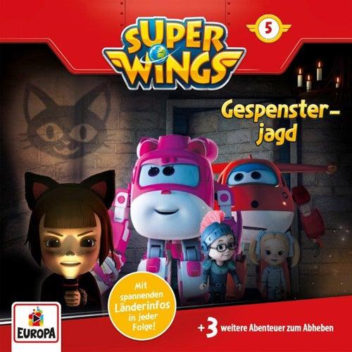005/Gespensterjagd von Super Wings
