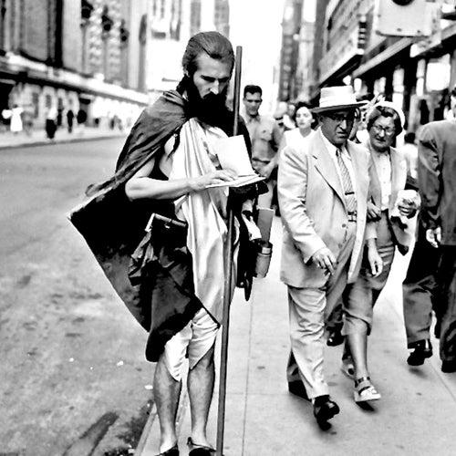 New York Street Scene, 1956 (Remastered) by Moondog
