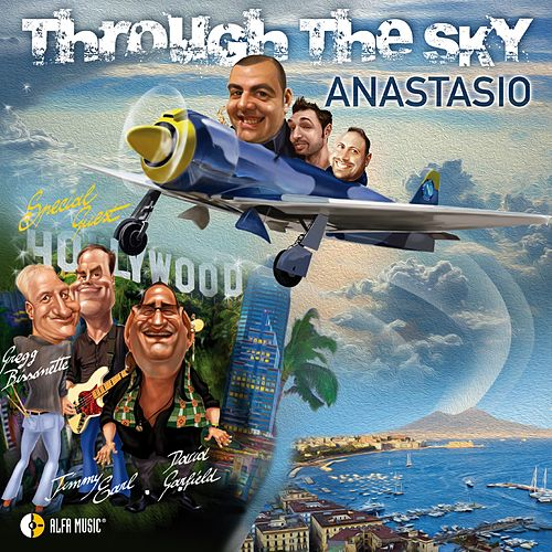 Through the Sky von Anastasio