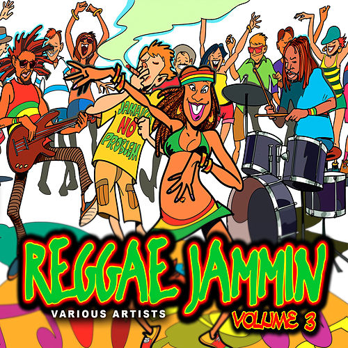 Reggae Jammin, Vol. 3 von Various Artists