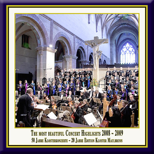 Anniversary Series, Vol. 11: The Most Beautiful Concert Highlights from Maulbronn Monastery, 2008-2009 (Live) by Various Artists