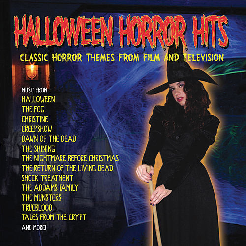 Halloween Horror Hits: Classic Horror Themes From Film And Television de Various Artists