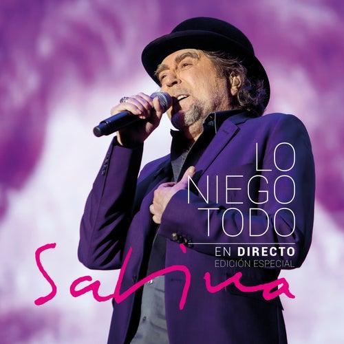 Lo Niego Todo -  En Directo by Joaquín Sabina
