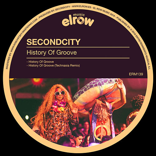 History of Groove de SecondCity