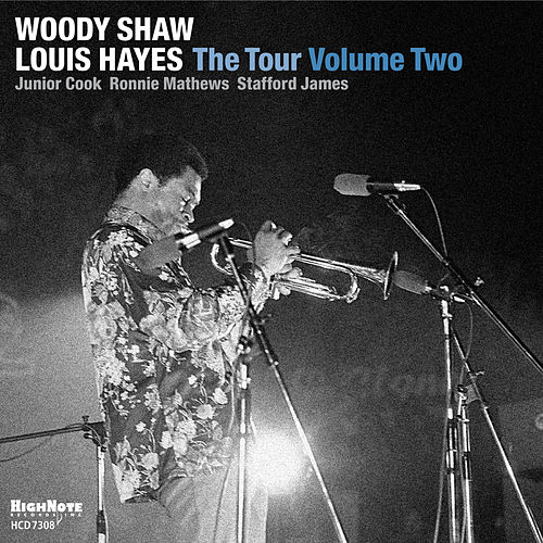 The Tour, Vol. 2 (Recorded Live in Europe, 1976-77) by Woody Shaw