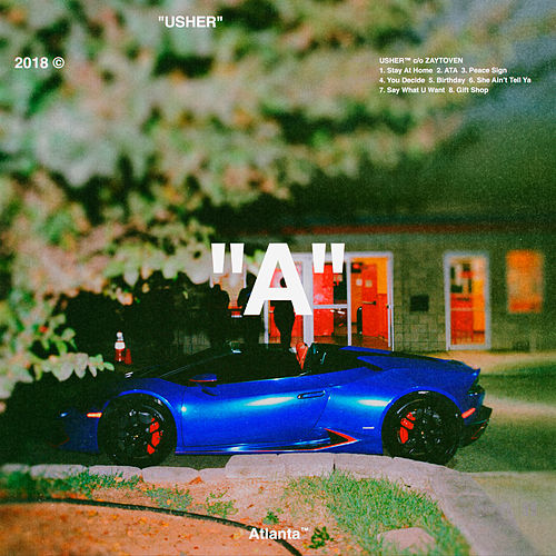 'A' by Usher x Zaytoven