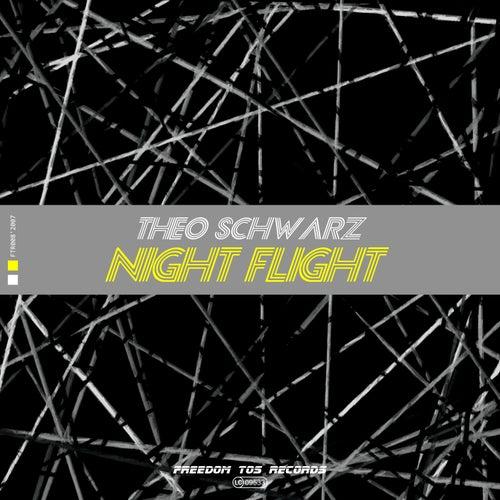 Night Flight (Rush Hour Schranz Version) von Theo Schwarz