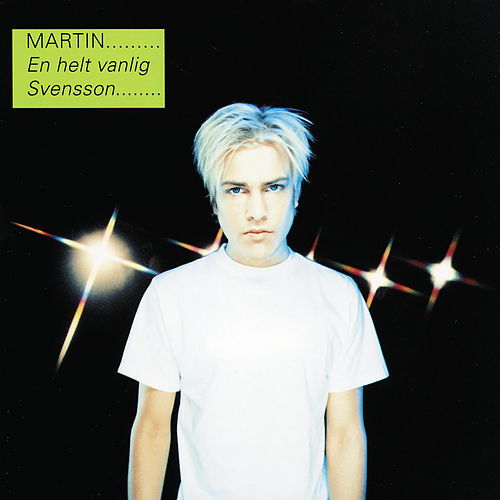 En helt vanlig Svensson by Martin
