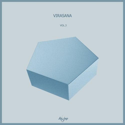 Virasana , Vol.3 von Various Artists