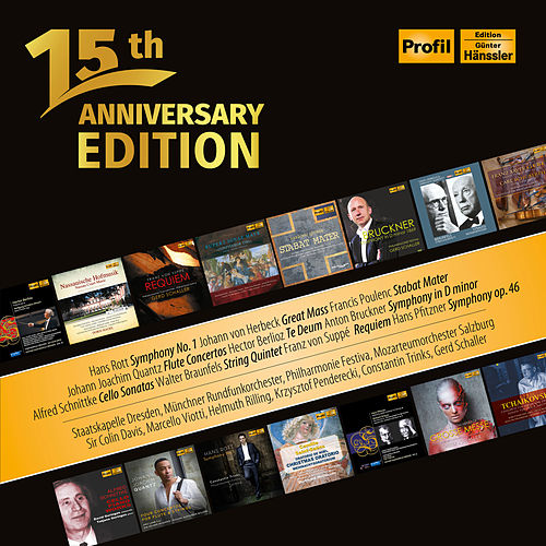 Anniversary Edition de Various Artists